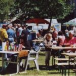 mobiles familienbüro unterwegs: familienfest im kolonnadenviertel