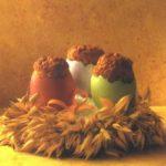 Osterrezept: blütenzarte Überraschungseier