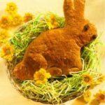 Osterrezept: Osterhase aus blütenzartem Hefeteig