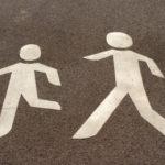 leipzig: erster stadtplan für fußgänger