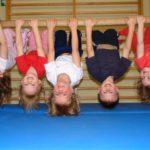 Springmäuschen bewegen Kinder von 0 bis 6