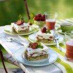 Osterrezept: Joghurt-Limetten-Schnitten