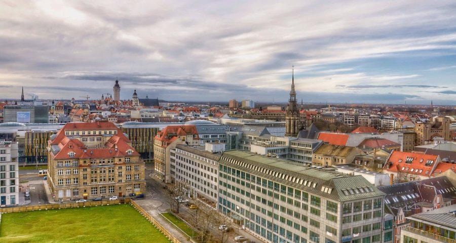 Leipzig Stadtansicht (c) ThomasWolter / pixabay.de