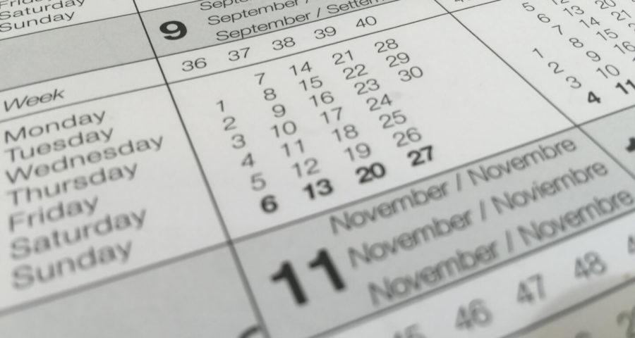 Termin | Kalender (c) kropekk_pl / pixabay.de