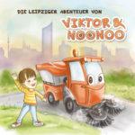 Kinderbuchprojekt: Die Leipziger Abenteuer von Viktor und Noonoo