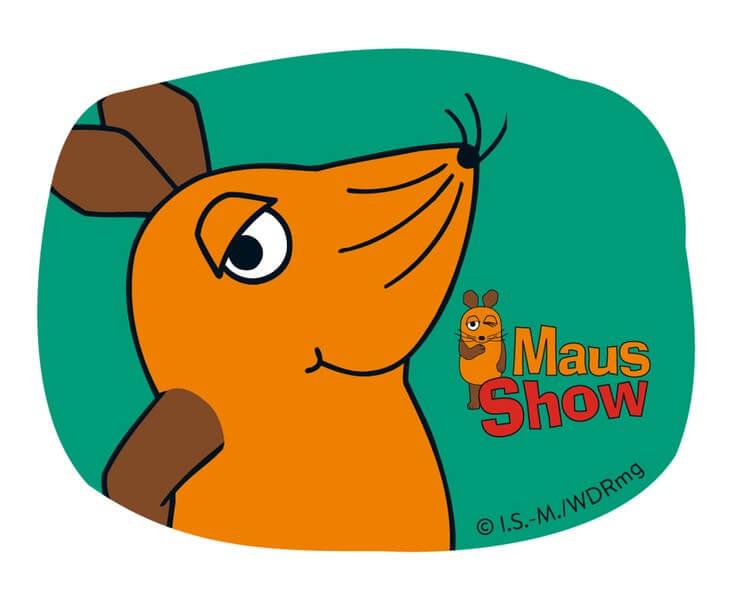 Die Maus kommt zum K!DZ-Riesenkinderfest im Zoo Leipzig