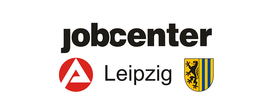 Logo Jobcenter Leipzig