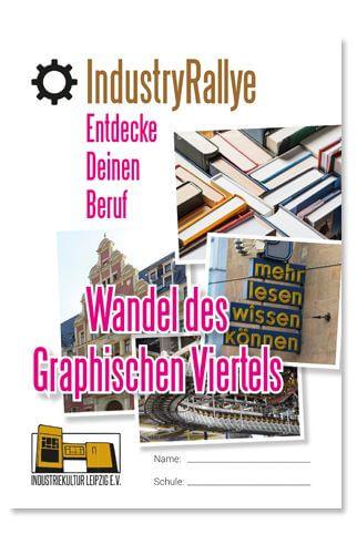 IndustryRallye Graphisches Viertel (c) Industriekultur Leipzig e. V.