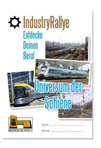 IndustryRallye Schiene (c) Industriekultur Leipzig e. V.